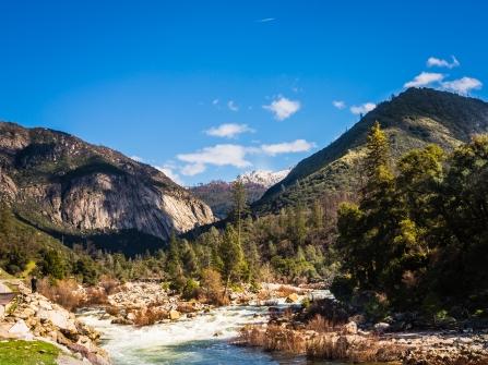 Yosemite Canyon 2