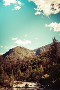 Yosemite Canyon 3