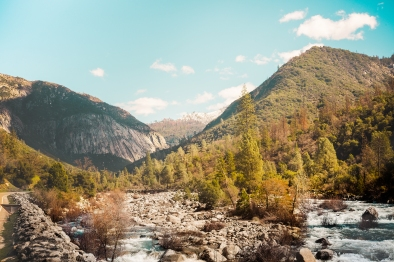 Yosemite Canyon 4