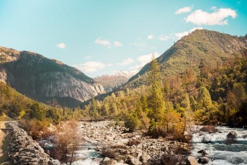 Yosemite Canyon 4