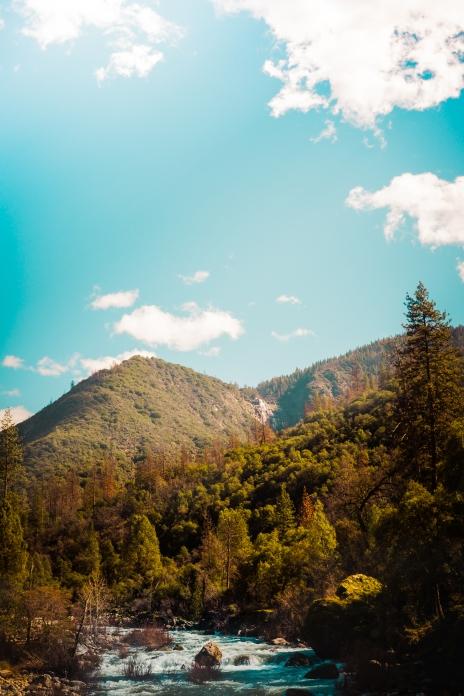 Yosemite Canyon 5