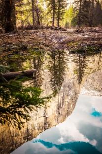 Yosemite Canyon upsidedown 2