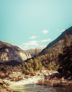 Yosemite Canyon