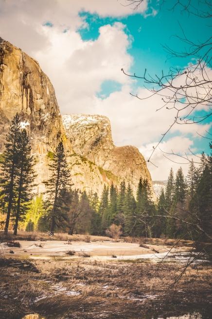 Yosemite - mountain