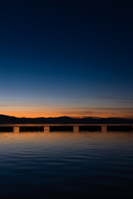 Lake Tahoe Sunset-2