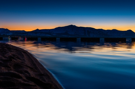 Lake Tahoe Sunset-4