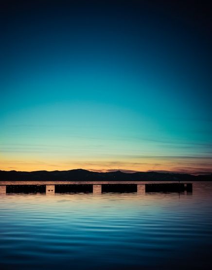 Lake Tahoe Sunset-5