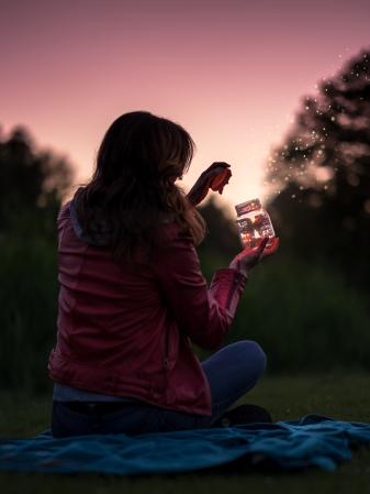 Sam - Magical Sunset (1 of 1)