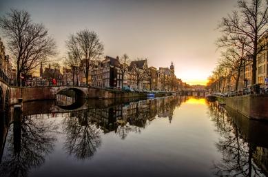 Amsterdam Sunset (1 of 1)