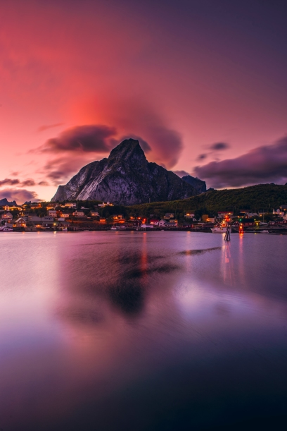 Norway - Lofoten Sunset