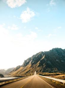 Norway - Sky Road